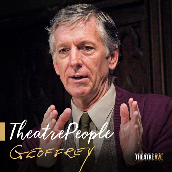 Geoffrey Wade, theatre, television and film actor in The BFG, Richard III and King Lear