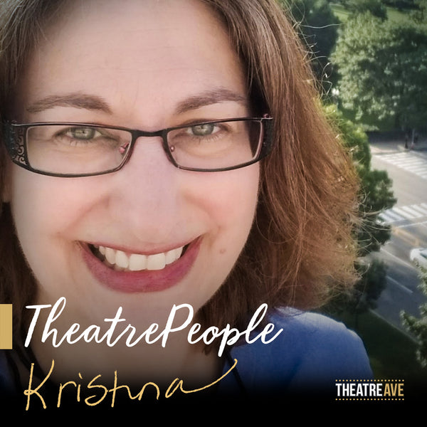 Kristina Cummins, theatre teacher and Washington State EdTA Co-Chapter Director
