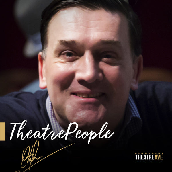 Stephen Brooker, musical director and conductor of Les Miserables and Phantom of the Opera.