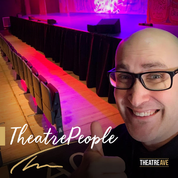 Tim Clare, a UK Theatre Stage Manager and Lighting Designer.