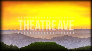 Bluegrass Mountains Dawn, a digital scenic projection perfect for theatre and ballet shows like Big Fish, Hansel and Gretel, Color Purple, and Bright Star.