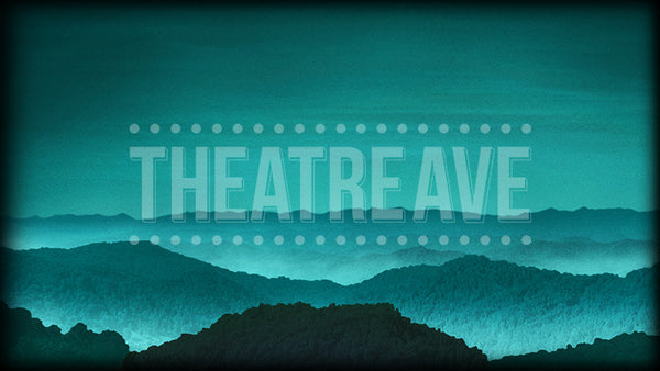 Twilight mountains digital theatre projection for productions like Bright Star