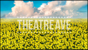 Daffodils, a digital theatre projection backdrop perfect for theatrical shows like Big Fish and Shrek on stage