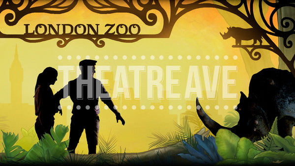 London Zoo Nightmare Projection (Animated)