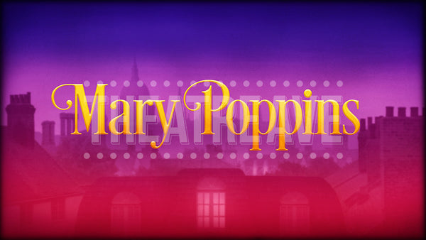 Mary Poppins Title Projection