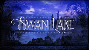 Swan Lake Title, a ballet projection by Theatre Avenue.