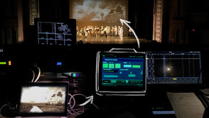 Projections 101: Getting Started in Your Theatre (Online Class)