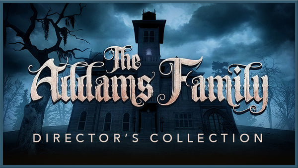 Addams Family Director's Collection (Show Bundle)