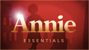 Annie Essentials, a handpicked collection of digital projection backdrops for Annie the Musical