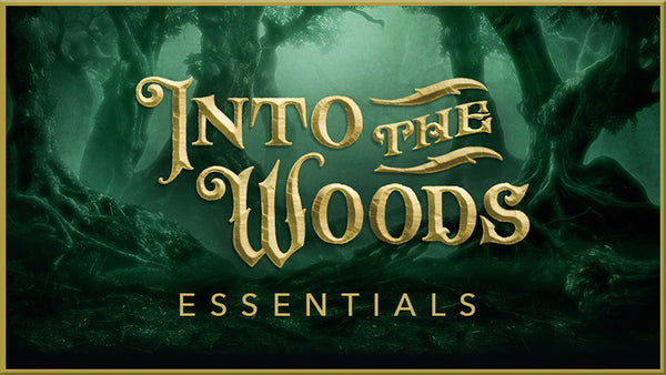 Into the Woods projections collection by Theatre Avenue.