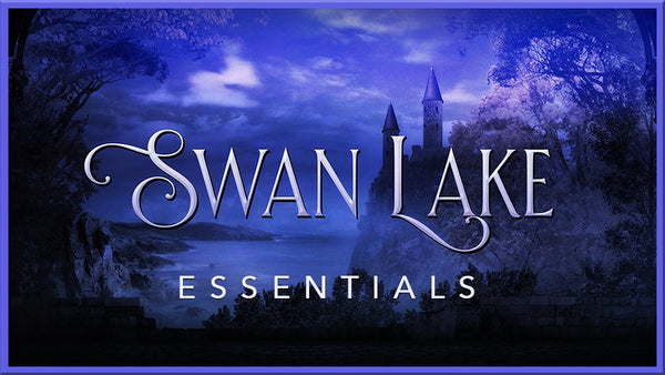 Swan Lake projections collection by Theatre Avenue.
