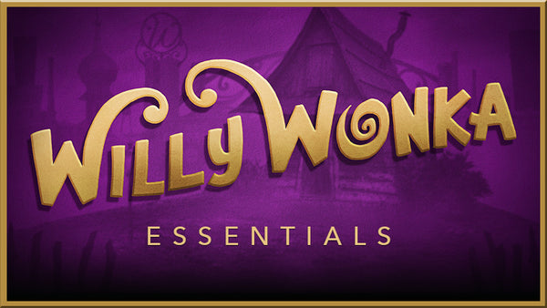 Willy Wonka projections collection by Theatre Avenue.