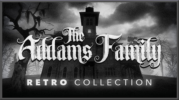 Addams Family Retro Collection (Show Bundle)