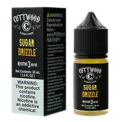 Sugar Drizzle - Cuttwood 120ml - VapeNip