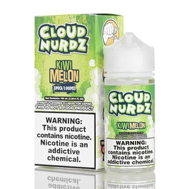 Kiwi Melon - Cloud Nurdz 100ml - VapeNip
