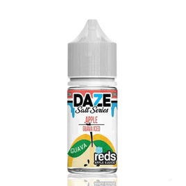 Reds 7 Daze Salt Series Iced - Guava Ejuice - 30ml - VapeNip