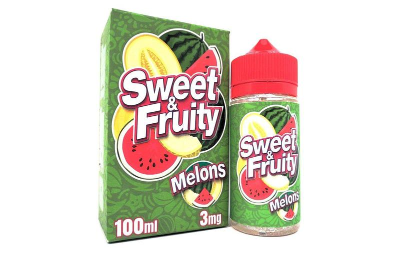 Melons - Sweet & Fruity E-Juice 100ml - VapeNip