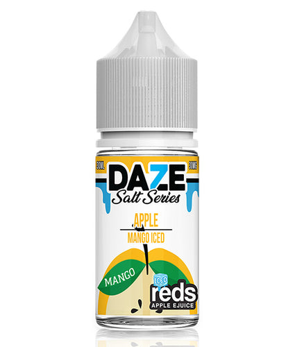 Reds 7 Daze Salt Series Iced - Mango Ejuice - 30ml - VapeNip