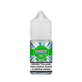 Dinner Lady Salts - Apple Sours Ejuice - 30ml - VapeNip