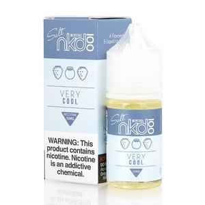 Very Cool - Naked 100 Salt 30ml - VapeNip