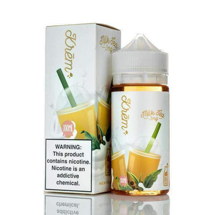 Milk Tea - Krem E-Liquid 100ml - VapeNip