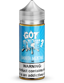 Smooth Menthol - Got Ice 100ml - VapeNip