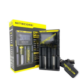 Nitecore D2 - Battery Charger - VapeNip