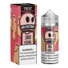 Strawberry Crush - Air Factory 100ml - VapeNip