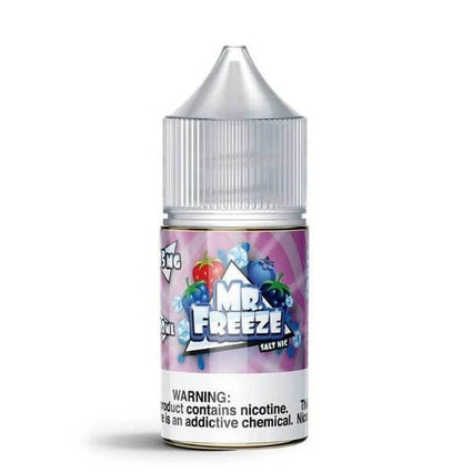 Mr. Freeze Salt - Berry Frost Ejuice - 30ml - VapeNip