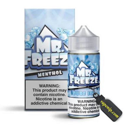 Mr. Freeze Salt - Pure Ice Ejuice - 30ml - VapeNip