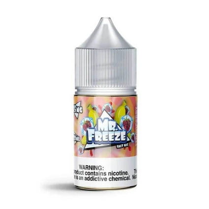 Mr. Freeze Salt - Strawberry Banana Frost Ejuice - 30ml - VapeNip