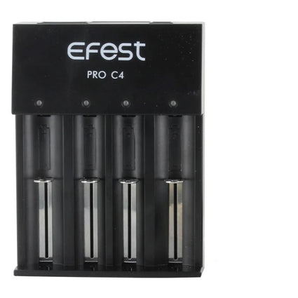 Efest Pro - C4 Battery Charger - VapeNip