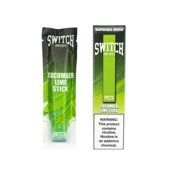 Switch Mods Cucumber Lime - VapeNip