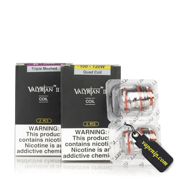 Uwell Valyrian 2 - Replacement Coils - 2 Pack - VapeNip