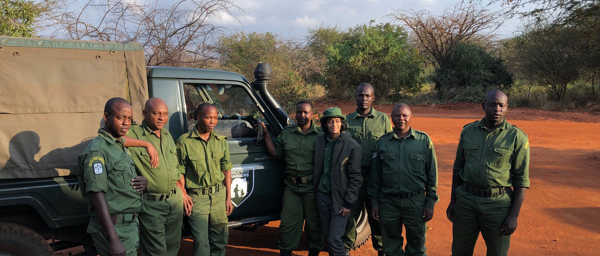 Why the Tana River Delta needs Raabia Hawa's ranger unit