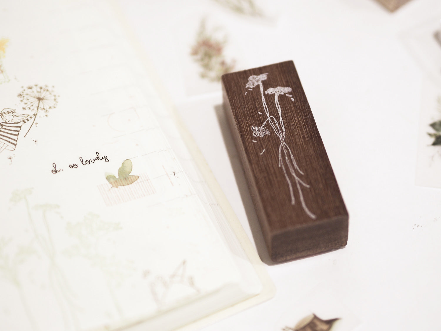 Blinks of Life Journal Shop - Jieyanow Atelier