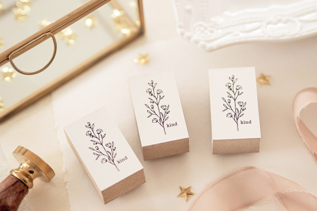Blinks of Life - Le Jardin Botanical Stamp Collection - Kind