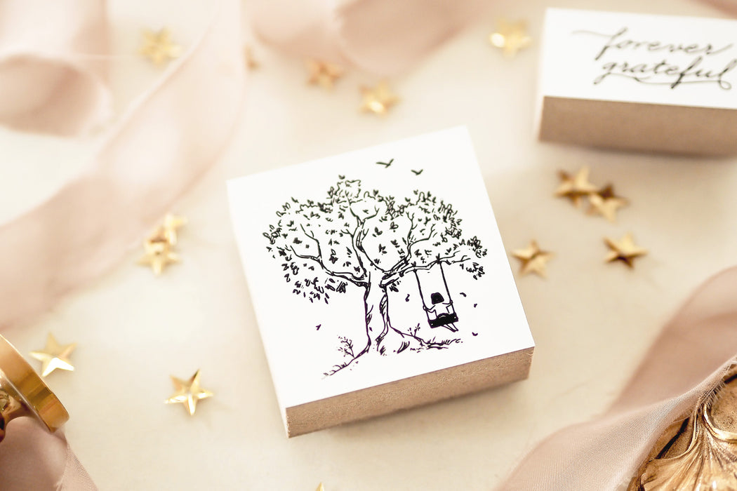 Blinks of Life - One Fine Day Rubber Stamp
