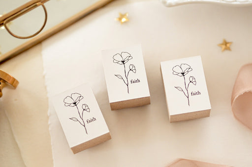 Blinks of Life - Le Jardin Botanical Stamp Collection - Virtue