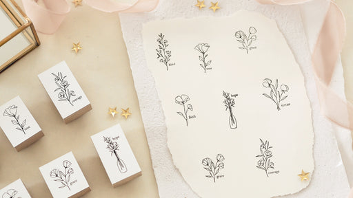 Blinks of Life - Le Jardin Stamp Collection - Spring 2021