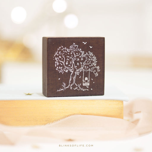 Blinks of Life - One Fine Day - Rubber Stamp