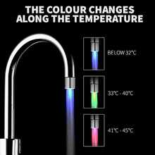 Load image into Gallery viewer, RGB Intelligent LED Faucet 50% OFF