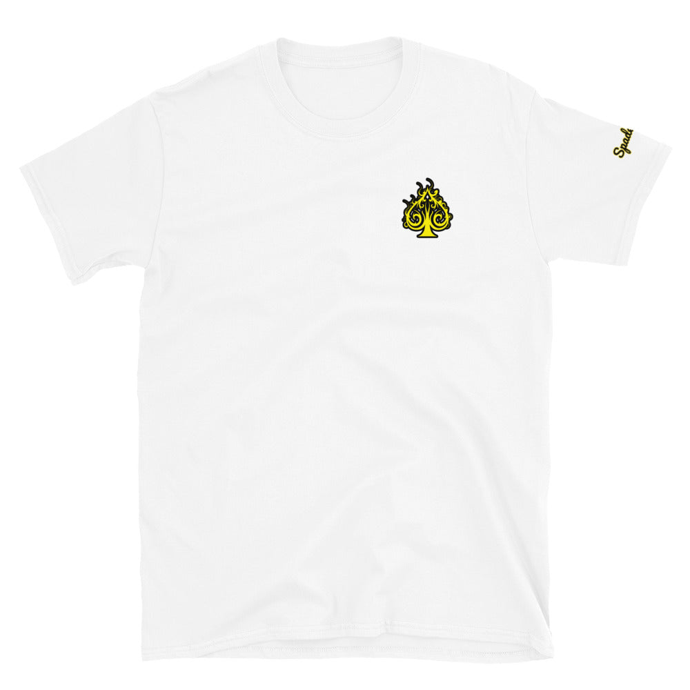 Spades Up Lightning Tee