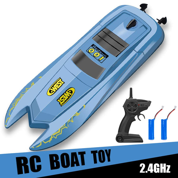 Race multiple RC boats