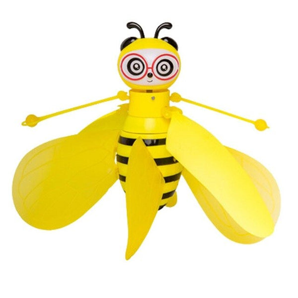 Flying Bee Infrared Sensor RC Animals Hand-Controlled