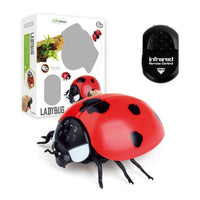 Infrared RC animal Insect Toys Simulation spider bee fly