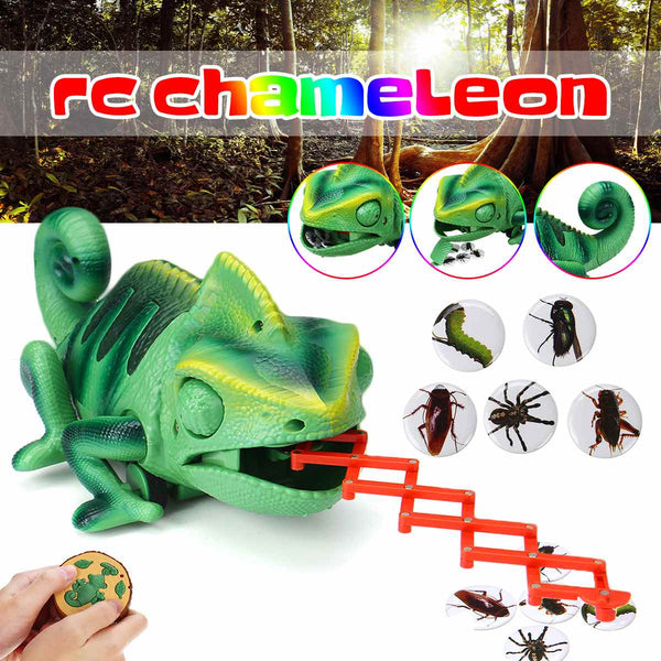 RC-Chameleon Lizard Pet
