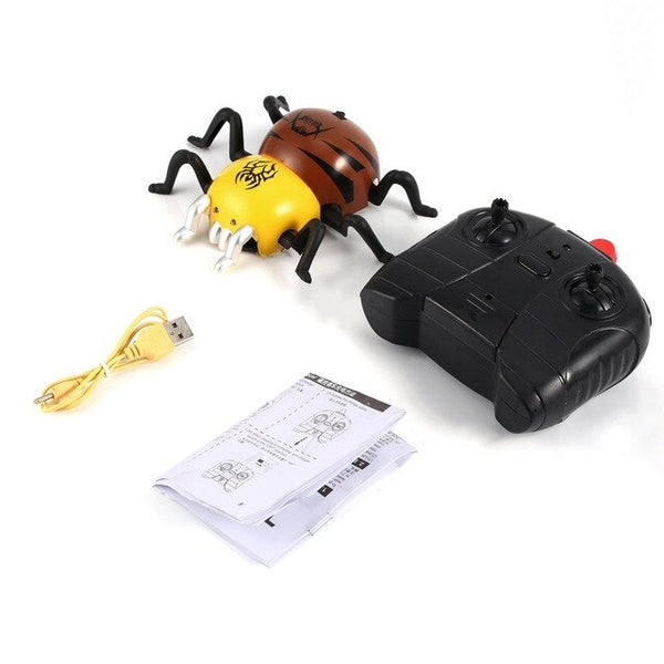 RC Toys RC Animals Novelty Gags Remote Control Spiders Crawling
