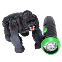 Lighting Infrared RC Gorilla Simulative Remote Control