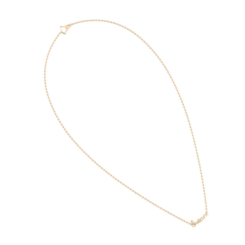 Bixlers Expressions Diamond Dream Necklace In 14K Yellow Gold